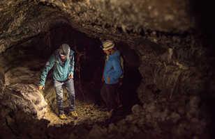 Les tunnels de lave de la Réunion