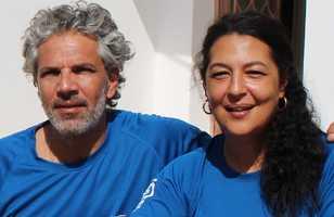 Nasria et Khaled, altaï Jordanie