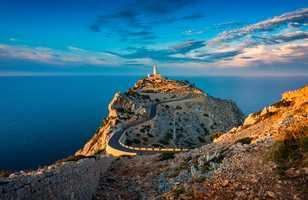 Phare du Cap de Formentor, Majorque