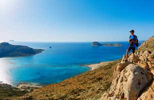 Plage de Balos, Crète