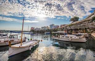 Port de Minorque