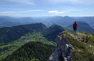 Randonnée à Chamechaude, Chartreuse, Alpes du Nord