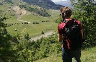 randonnée alpes du sud