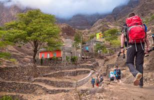 Trekking sur les sentiers muletiers de Santo Antao