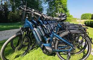 le parc de vélos électriques de FRANCE A VELO