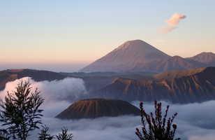 Volcan Bromo à Java