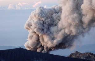 Volcan de Semeru