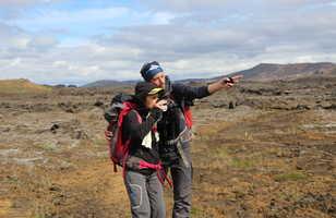 Voyage accompagné avec guide Islande
