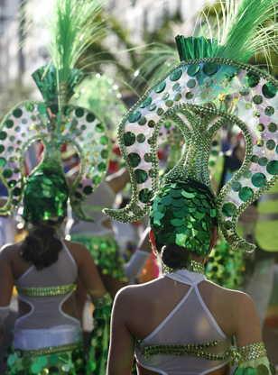 Carnaval à Las Palmas, Grande Canarie