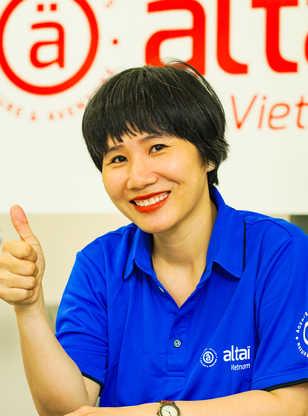 Kim Thanh, experte local Altaï Vietnam