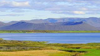 Cratère de Myvatn, Hverfjall