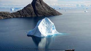 Photo du voilier Kamak au Groenland