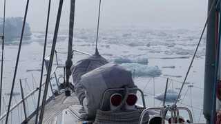 Photo d'une croisière polaire au Groenland