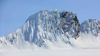 Glacier Marshall en Alaska