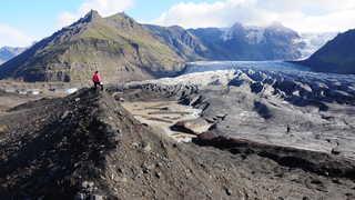 Le plus grand glacier d'Europe, Islande