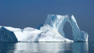 Iceberg en arche