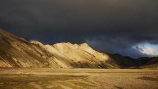 Photo du Landmannalaugar