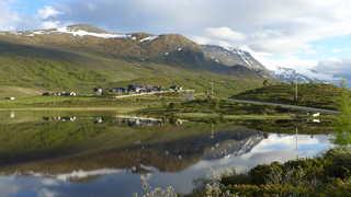 Paysage Norvège du Sud