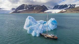 Photo du voilier Valiente au Spitzberg