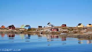 Village au Groenland