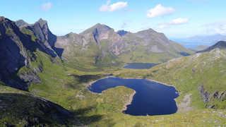 Voyage aux îles Lofoten, Norvège