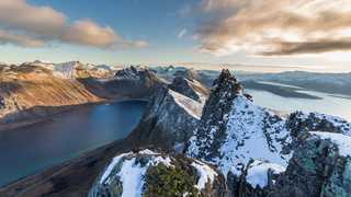 Voyage dans les iles lofoten en Norvège du Nord