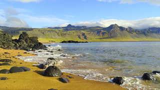 Voyage l'été en Islande du Sud