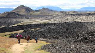 Voyage randonnée en Islande
