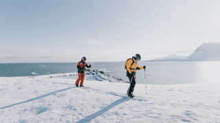Voyage ski dans le Grand Nord