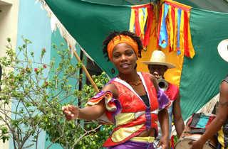 Cuba, Havane, danse cubaine