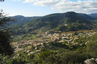 Chemin Archiduc Valldemosa Deia Tramuntana Majorque Baléares