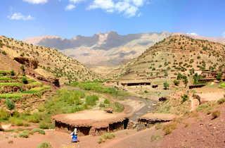 Haut Atlas Central, Maroc