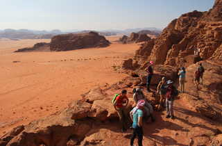 Jordanie - Wadi Rum