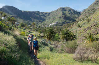 Canaries La Gomera randonnée