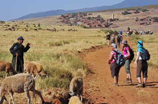 Rando Berbere transhumance Atlas maroc