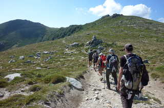 Corse, randonnée, Bavella, Bonifacio, GR20