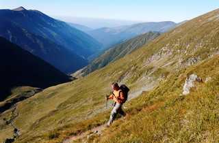 Roumanie, randonnée dans les Carpates roumaines