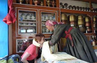 Accueil chez l'habitant au Ladakh
