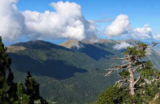 Albanie, Parc National de Llogara