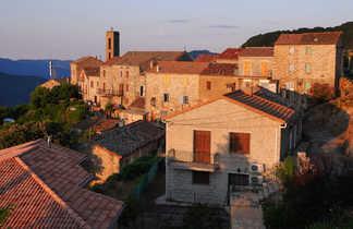 village de Serra di Scopamena