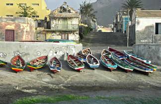 Ambiance de bord de mer à Ponta de Sol