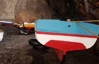 Ambiance de bord de mer à Vila das Pombas