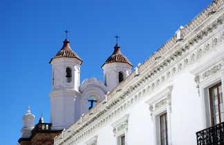 Architecture de Sucre