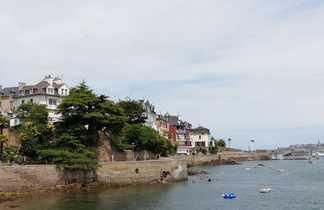 Arrivée au Port de plaisance de Dinard