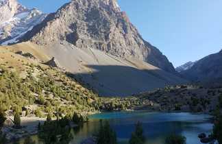 Au lac Allaudin