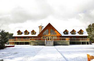 Auberge du camp Taureau au Québec