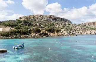 Baie de Daħlet Qorrot
