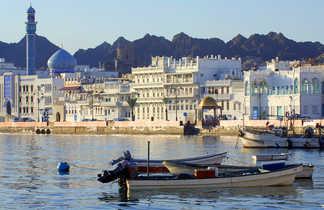Baie de Mascate, Oman