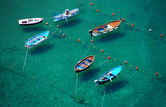 Bateaux Cinque Terre