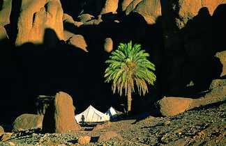 Bivouac Siroua, Maroc